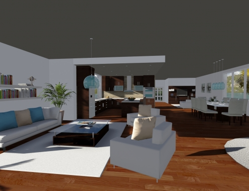 Video-Interior de Residencia